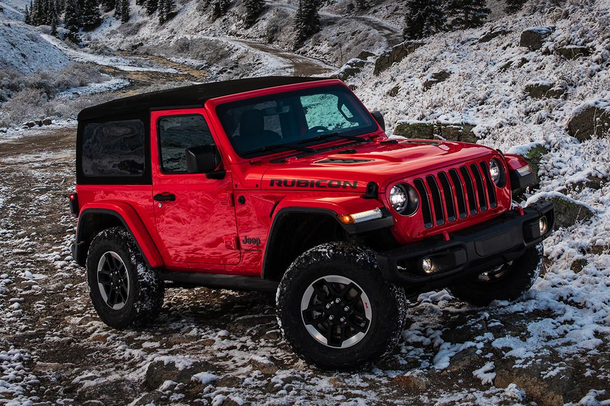 2020 Jeep Wrangler Off-Road 4x4 SUV | Jeep Canada