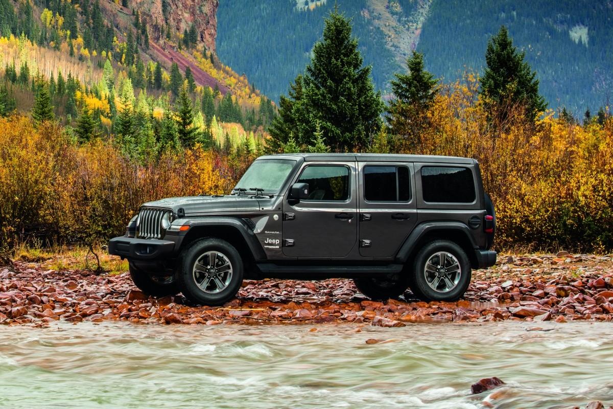 Jeep Selec Trac - Top Jeep
