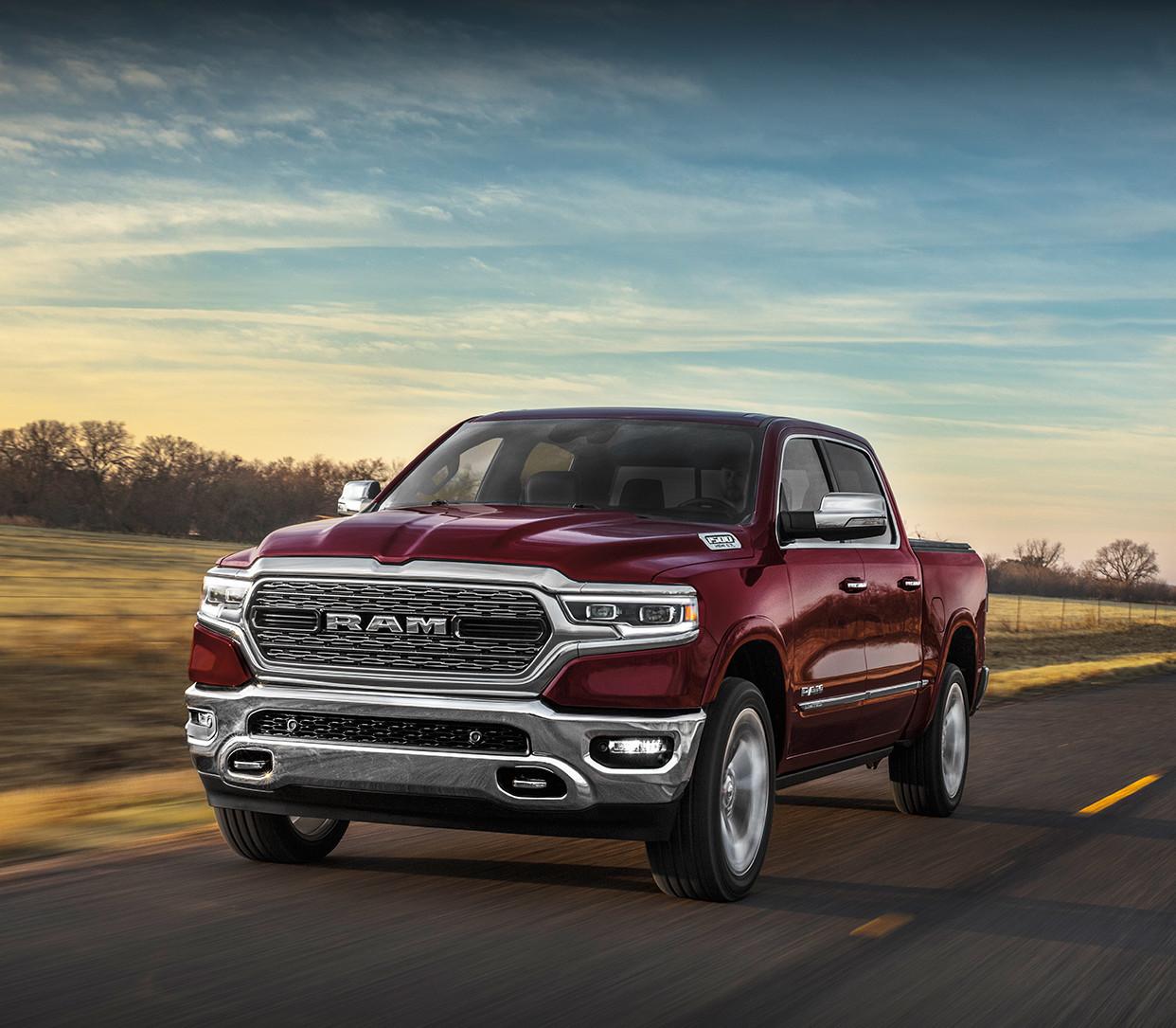 Pickup Trucks 2019: All-New 2019 RAM 1500 Truck