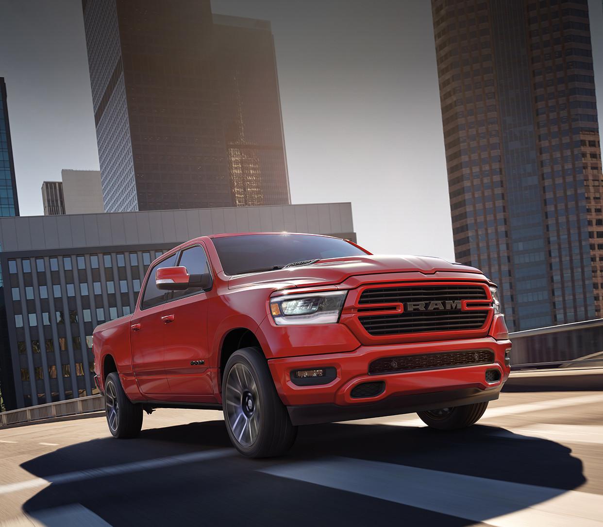 All-New 2019 RAM 1500 Truck